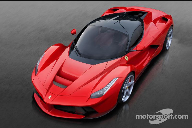 Презентация Ferrari LaFerrari, особое событие.