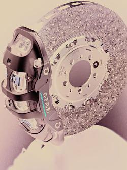 Brembo Extrema brake caliper