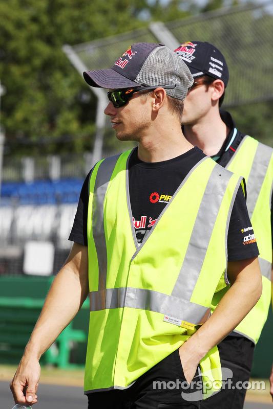 Casey Stoner, ex-MotoGP, na V8 Supercar