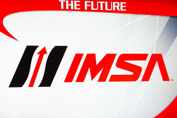 Unified Sports Car Series press conference: the new IMSA logo