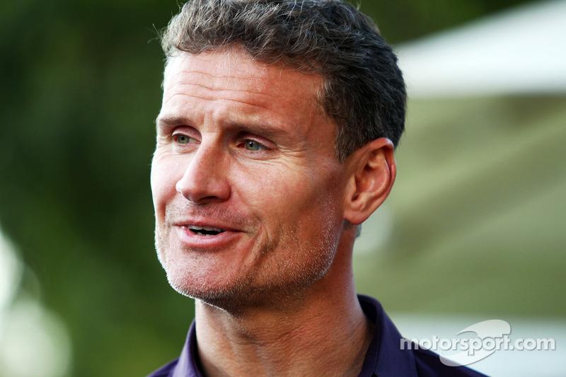 Дэвид Култард. ГП Австралии, Вторая пятничная тренировка.