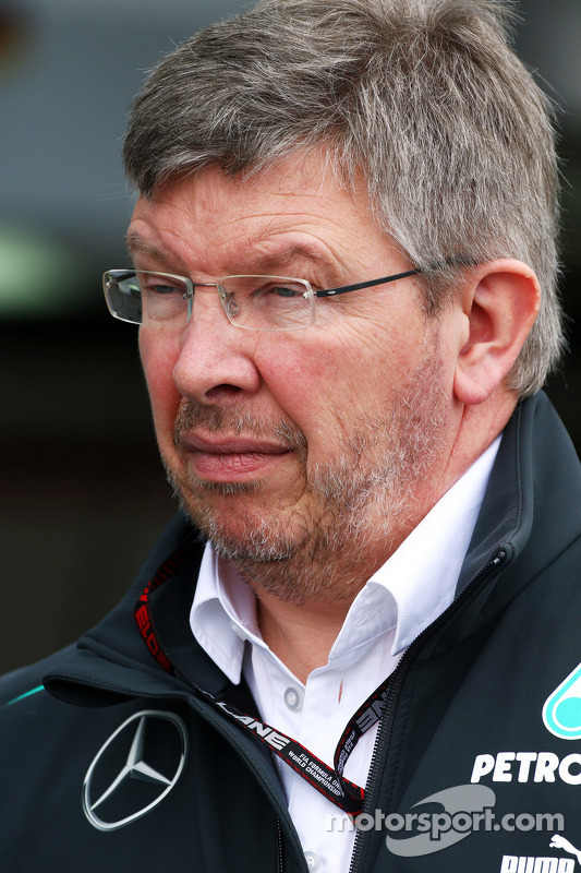 Ross Brawn, Mercedes AMG F1 Team Principal