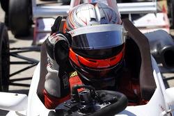 Racewinnaar Scott Hargrove