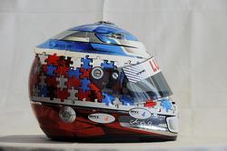 Helmet, Alexey Dudukalo, Lada Granta, LADA Sport Lukoil