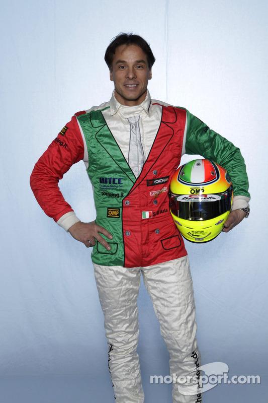 Stefano Daste, BMW 320 TC, Wiechers-Esporte