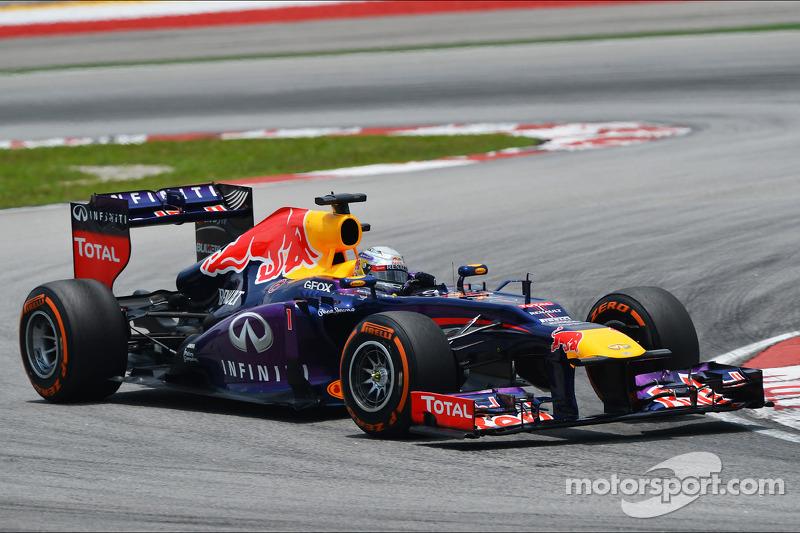 2013 : Sebastian Vettel, Red Bull-Renault RB9