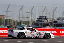 Tomy Drissi, LG Motorsports Chevrolet Corvette C6