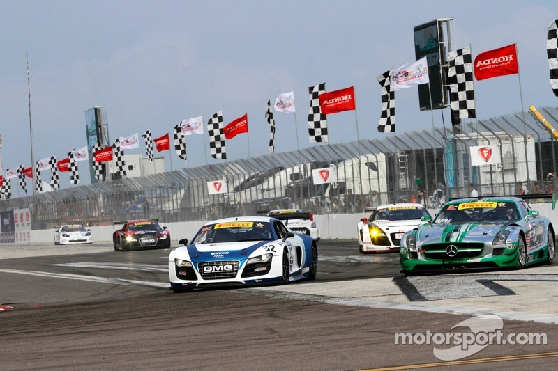 Bret Curtiss, Global Motorsports Group/Spectra Resources/United Steel Audi R8