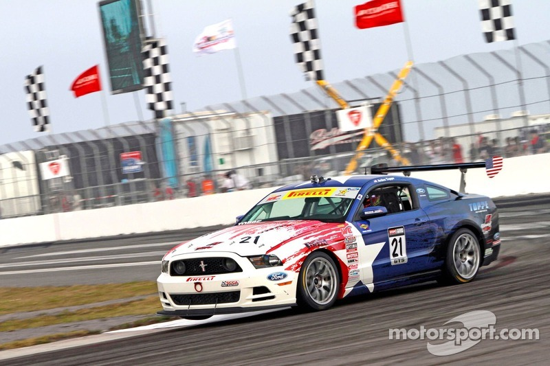 Ardee Toppe, Capaldi Racing For Mustang Boss 302
