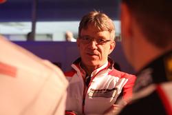 Chefe da Porsche Motorsport Hartmut Kristen