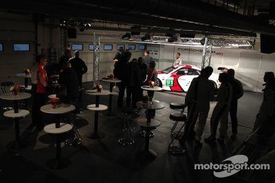 Présentation de la Porsche 911 RSR