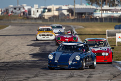 #21 1971 Porsche 911T: Mark Jensen, Christopher Jensen