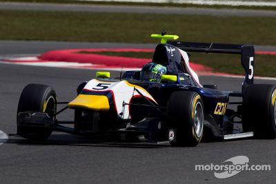 Test à Silverstone en avril