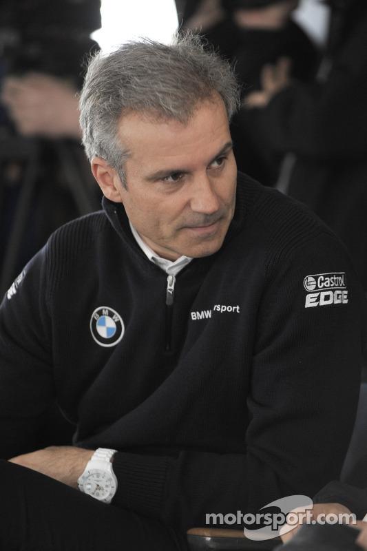 Jens Marquardt, Diretor da BMW Motorsport