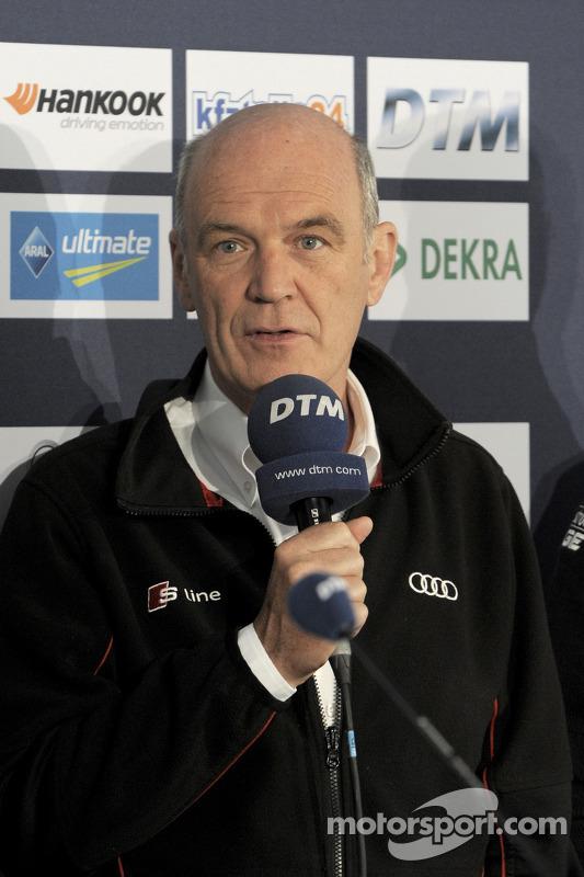 Dr. Wolfgang Ullrich, chefe da Audi Sport