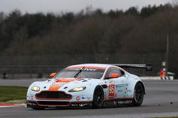 Christoffer Nygaard , Kristian Poulsen, Allan Simonsen, Aston Martin Vantage V8