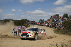 Mikko Hirvonen, Jarmo Lehtinen, Citroen DS3 WRC, Citroen Total Abu Dhabi World Rally Team