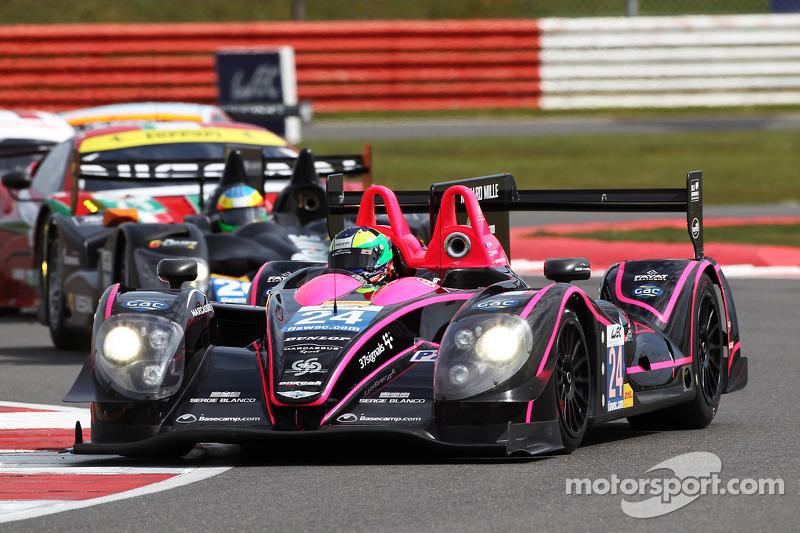 #24 Oak Racing Morgan - Nissan: Alex Brundle, Olivier Pla, David Heinemeier Hansson