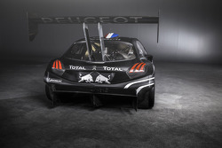 Teaser do Peugeot 208 T16 that Sébastien Loeb pilotará no Pike Peak Hill Climb