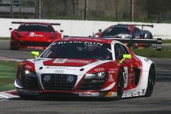#16 Phoenix Racing Audi R8 LMS Ultra: Anthony Kumpen, Enzo Ide, Markus Winkelhock