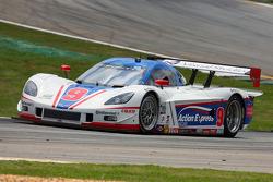 #9 Action Express Racing Corvette DP: Brian Frisselle, Burt Frisselle
