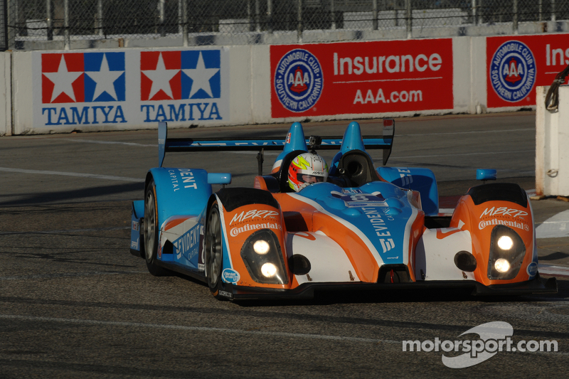 #8 Bar1 Motorsports ORECA FLM09: Kyle Marcelli, Chris Cumming