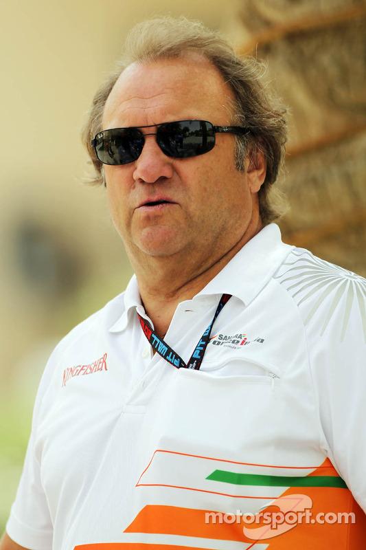 Bob Fernley, Sahara Force India F1 Team, Co-Chefe de equipe