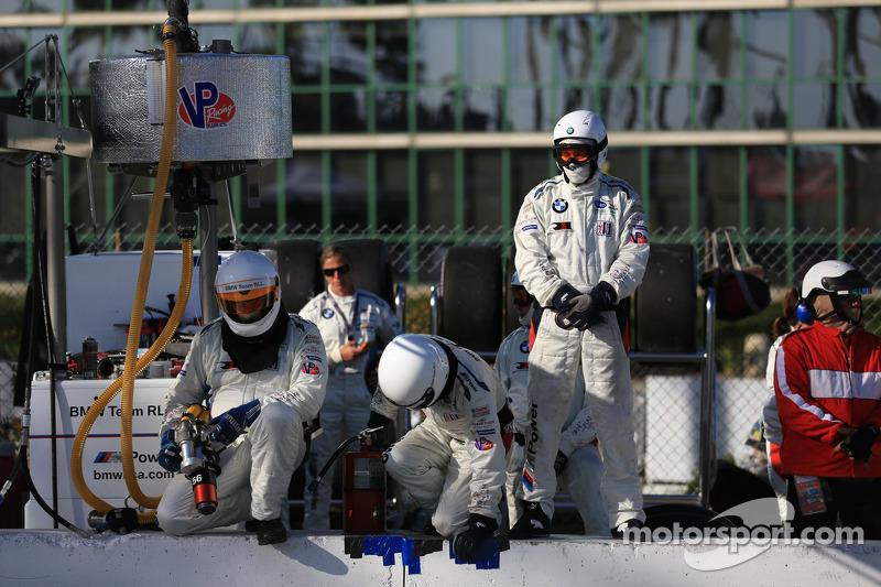 BMW team area