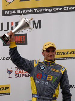 Round 6 Independnt winner Colin Turkington