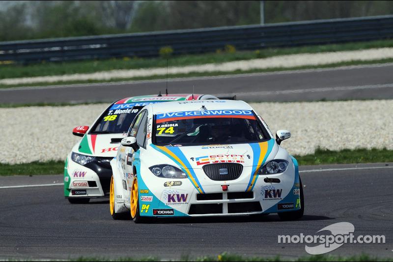 Pepe Oriola, SEAT LeÛn WTCC, Tuenti Racing