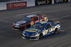 Bobby Labonte and David Reutimann