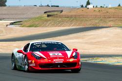 #57 Ferrari of San Diego 458TP: Nick Kunevalder