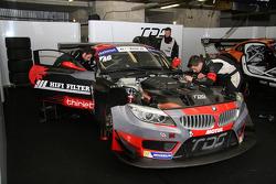 #46 TDS Racing BMW Z4: Pierre Thiriet, Jonathan Hirschi