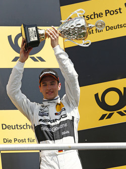 3rd Christian Vietoris, Mercedes AMG DTM-Team HWA DTM Mercedes AMG C-Coupé