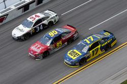 David Ragan, Scott Speed and Ricky Stenhouse Jr.