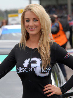 Addison Lee Motorbase Grid girl