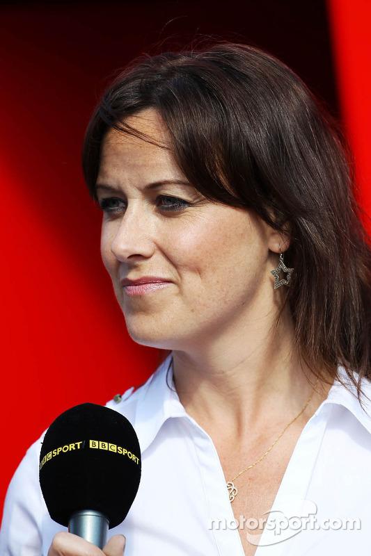 Lee McKenzie, Apresentador da BBC