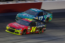 Jeff Gordon e Ricky Stenhouse Jr.