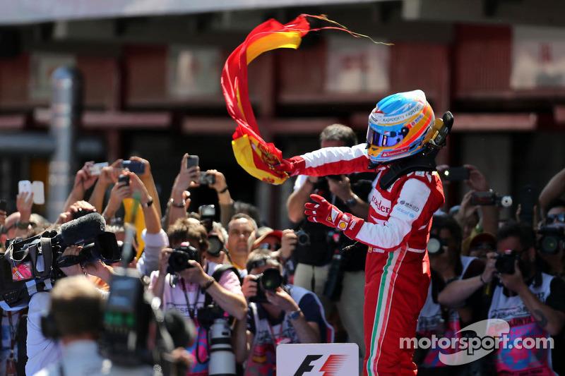 Барселона-2013. Чи був це останній успіх у Формулі 1, та ще й удома?