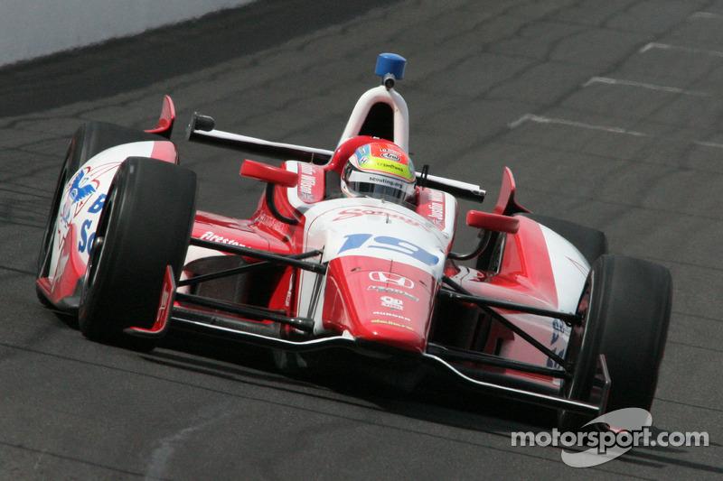 Джастин Уилсон (Indy 500: 2008-2015)