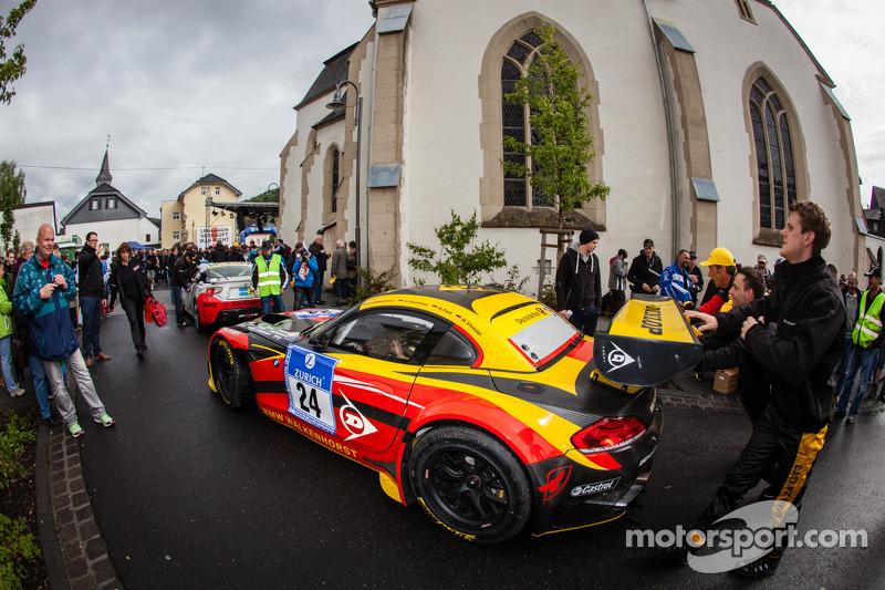#24 Walkenhorst Motorsport BMW Z4 GT3 (SP9)