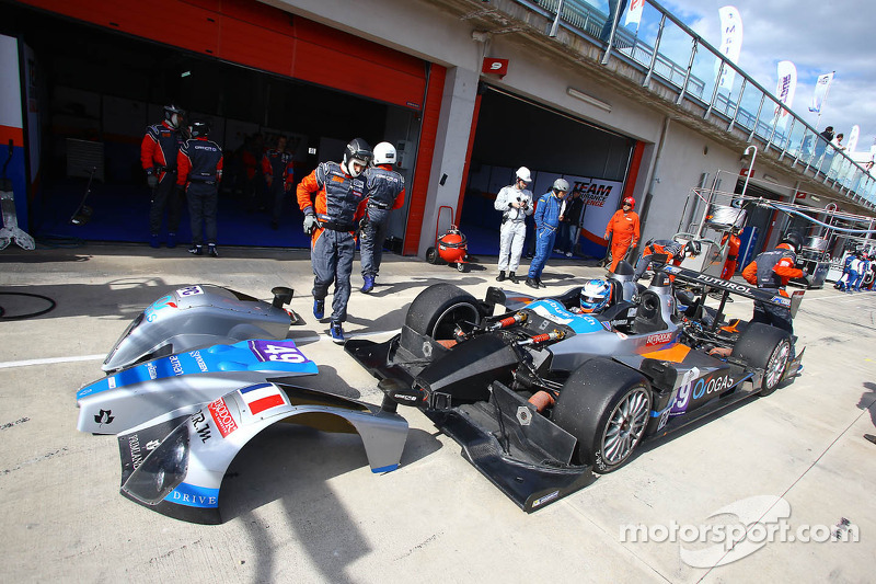 49 team endurance challenge oreca09 flm gary hirsch paul loup chatin op imola elms foto 39 s. Black Bedroom Furniture Sets. Home Design Ideas