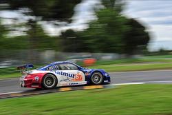 #67 IMSA Permormance Matmut Porsche 911 GT3 RSR: Patrice Milesi, Patrick Long