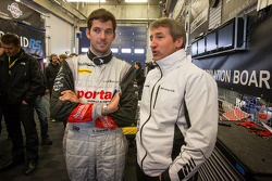 Sean Edwards and Bernd Schneider