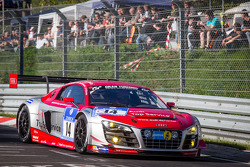 #14 Audi race experience Audi R8 LMS ultra (SP9): Marco Werner, Christian Bollrath, Pierre Ehret, Peter Venn