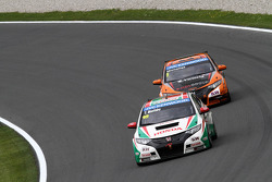 Tiago Monteiro, Honda Civic Super 2000 TC, Honda Racing Team Jas e Norbert Michelisz, Honda Civic, Zengo Motorsport