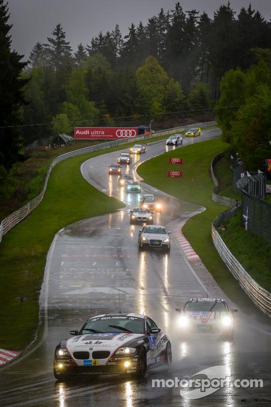 #222 Adrenalin Motorsport BMW Z4 3,0 Si (V5): Matthias Unger, Daniel Zils, Norbert Fischer, Timo Schupp