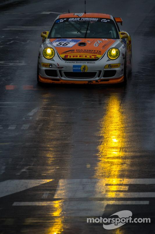 #56 PROsport Performance Porsche 997 GT4 (SP10): Kai Riemer, Jörg Viebahn