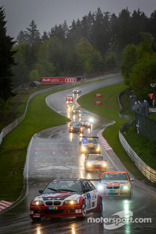 #85 Hofor-Racing BMW M3 CSL (SP6): Michael Kroll, Chantal Kroll, Roland Eggimann, Bruno Widmer