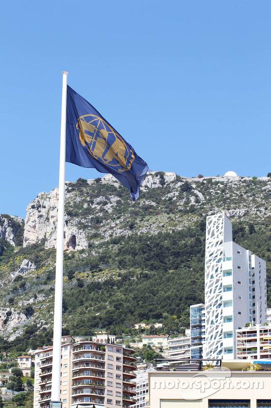 Bandeira da FIA